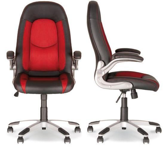 Кресло кожаное для руководителя  «RIDER» ECO, Офисные кресла Чернигов