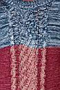 Меланжевый женский джемпер , фото 2