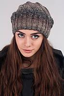 Вязаная шапка для женщин