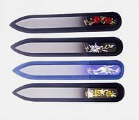 СТАЛЕКС F5-11-115 Пилочка стеклянная для ногтей ручная роспись 115