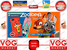 Силикон iPhone 6 Plus/6S Plus Zoo