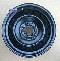 Колесные диски R16 W 6.5 PCD5x114.3 ET40 DIA67 на Nissan Qashqai, стальные