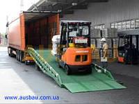 Транспортируемая рампа AUSBAU для вилочного погрузчика