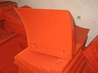 Скребки и очистители полиуретановые