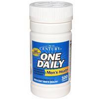 One Daily, Men's Health, витамины для мужчин,вітаміни для чоловіків,100 таблеток