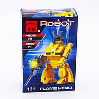 Конструктор Brisk 131 Робот 73 детали