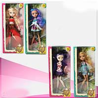 "Кукла ""Ever After High "" 5032-1/2/3 4 вида, шарнир, с аксесс, в кор. 31*13*5, 5см"