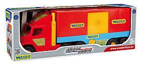 Игрушечная машина Super Truck фургон Wader 36510