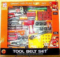 Игровой набор инструментов 2115 дрель, отвертки, плоскогубцы, в коробке 58*8*54см