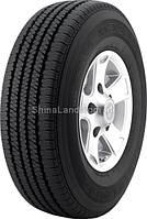 Летние шины Bridgestone Dueler H/T D684 II 265/60 R18 110H