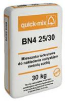 BN4 25/30 MTI. Сухая строительная смесь для ремонта дефектов бетона методом сухого торкретирования.(