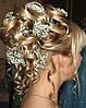 Весільна зачіска Салон-перукарня «Доміно» Львiв (Сихів)