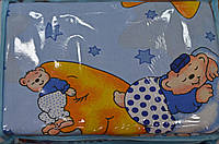 Комплект постельного белья в детскую кроватку  Leleka-Textile