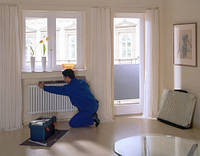Перепаковка радиатора отопления