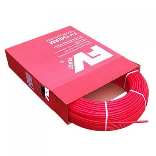 Труба  FV-Plast  PE-RT  с кислородным барьером (Чехия)