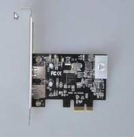 PCIe USB3.0 NEC Контроллер 2 порта