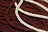Канат декоративный акрил 8мм (50м) коричневый