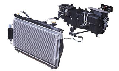 Система охлаждения и отопления