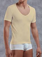 Мужская футболка с глубоким вырезом Doreanse