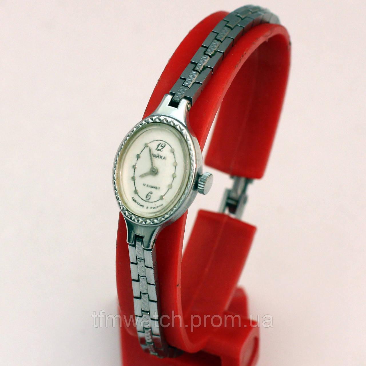 Чайка женские часы производства РФ