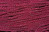 Канат декоративный 6мм (т) (100м) бордовый