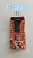 Плата USB COM JTAG для прошивки и отладки FTDI 232