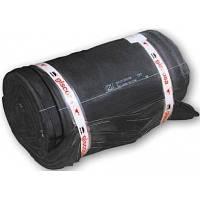 Пленка бутилкаучуковая EPDM 0,8мм Firestone Giscolene ширина 6 метров для пруда, водоема