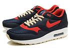 Мужские кроссовки Nike Air Max 87 (в стиле Найк Аир Макс 87) синие, фото 2
