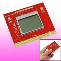 Плата диагностики ошибок ПК PCI POST с LCD