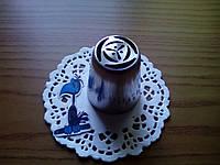 Насадка кондитерская Тюльпан 6 лепестков