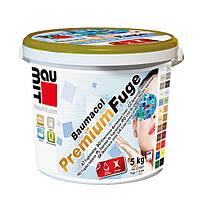 Baumit Premium Fuge затирка для швов cement grey (цемент серый)