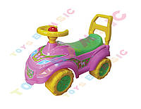 """Іграшка """"Автомобіль для прогулянок Принцеса ТехноК""""арт.   0793"""