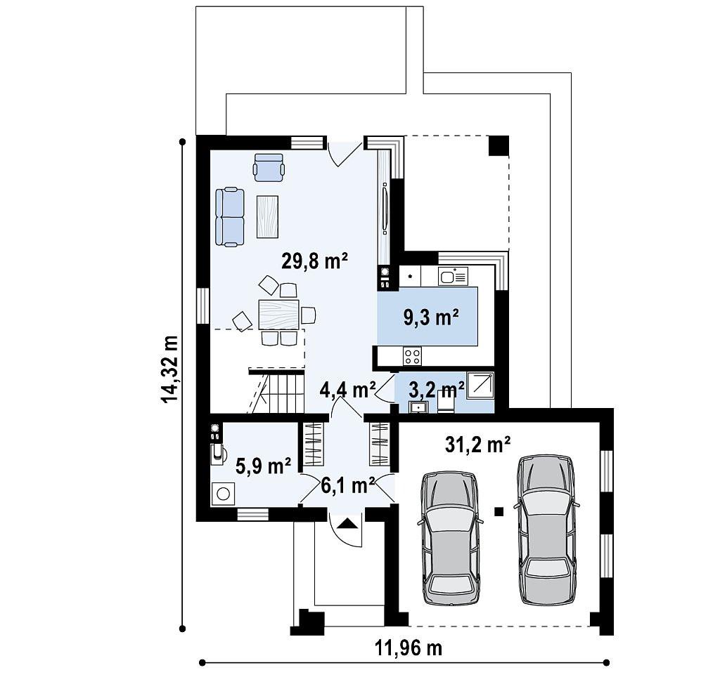 Дом № 6,5