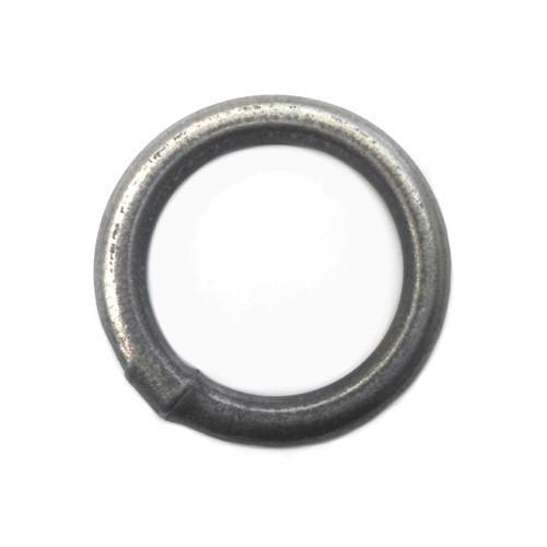 Кольцо стальное сварное 6 х 40 среднее (металлическое)