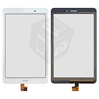 Touchscreen (сенсорный экран) для Huawei MediaPad T1 8.0 (S8-701u), белый, оригинал