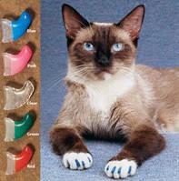 Колпачки для когтей антицарапки кошки собаки