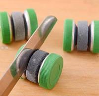 Точилка для ножа ножей ножниц точильный камень