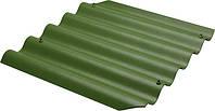 Фиброцементная черепица Easyton BANGA Baltijos banga 31 зеленый