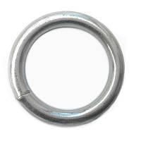 Кольцо сварное оцинкованное 8×43