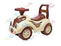 """Іграшка """"Автомобіль для прогулянок ТехноК"""", арт.2315 (Коричнева"""