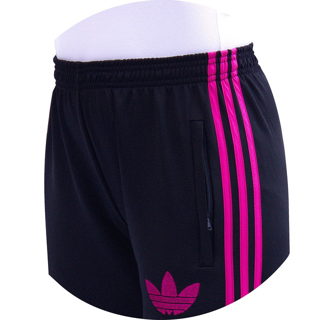 брюки спортивного стиля с малиновыми полосками фото teens.ua
