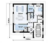 Проектирование Дома, СТРОИТЕЛЬСТВО Дома № 6,11, фото 7