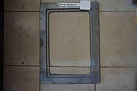 Для печей Рама чугунная (В) д/плиты 1-х секц. 320х485 малая
