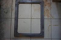 Для печи Рама чугунная (В) д/плиты 2-х секц. 485х640 больш.
