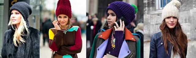 Фото модные женские шапки от магазина Оптом-дешевле