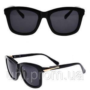 Очки стильные ретро Niko солнцезащитные матовые  продажа, цена в ... a51c718395c