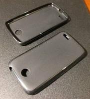 Lenovo Lephone A516 чехол гель черный