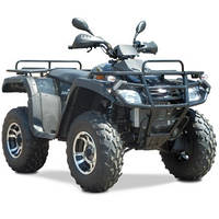 Тяговый квадроцикл SP300-2