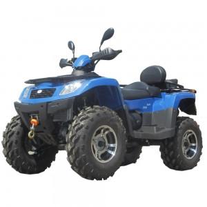 Брутальный утилитарный квадроцикл SP550-1