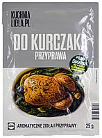 Приправа Приправа для курицы KUCHNIA LIDLA.PL 25г.